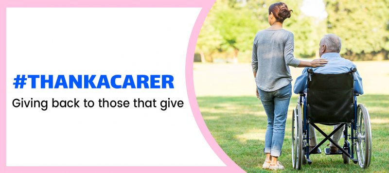 Who and what is Thank A Carer? (#thankacarer)