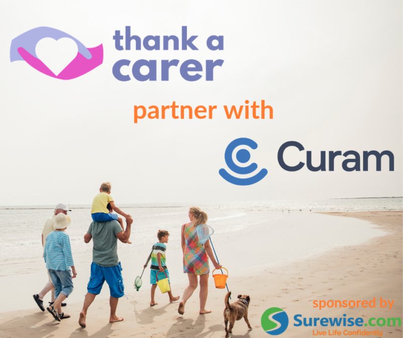 Thank A Carer Partner With Curamcare